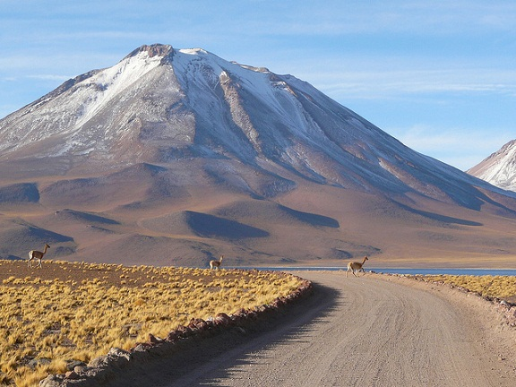 Santiago Do Chile , Calama , San Pedro De Atacama