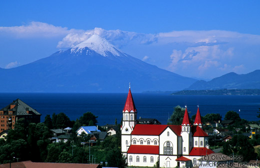 Santiago do Chile, Puerto Varas