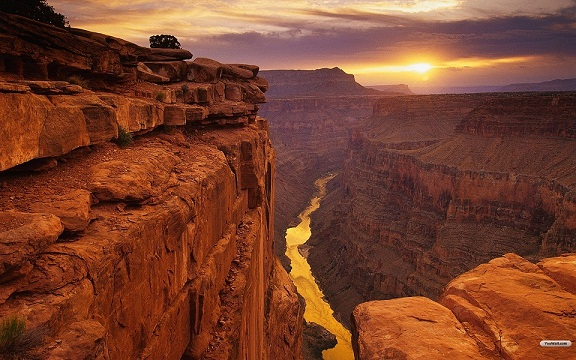 Los Angeles, Las Vegas, Grand Canyon