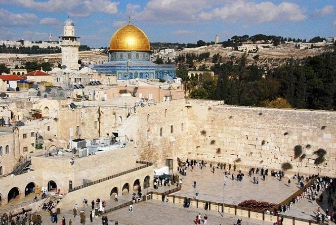 Tel Aviv , Haifa , Tiberias , Caesarea , Galilea , Nazareth , Jerusalén