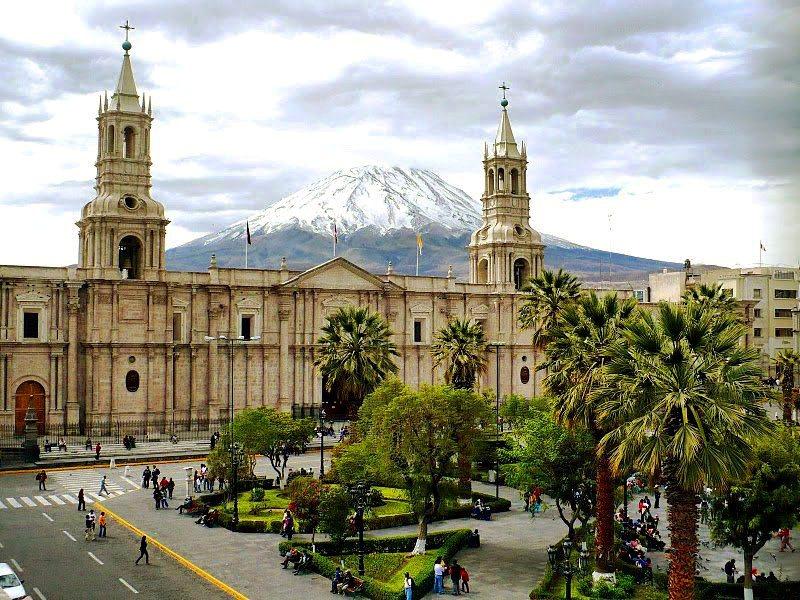 Lima , Arequipa , Colca , Puno , Cusco , Machu Picchu