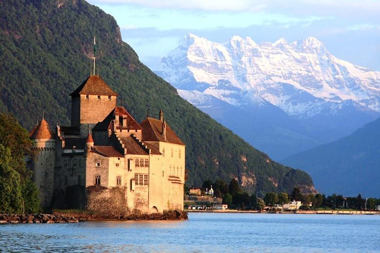 Genebra, Montreux, Zermatt, Lugano, St Moritz, Lichtenstein, Lucerne , Interlaken