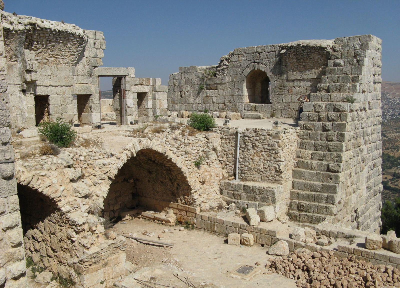 Amman , Ajloun , Madaba , Mt.nebo , Mar Morto , Petra