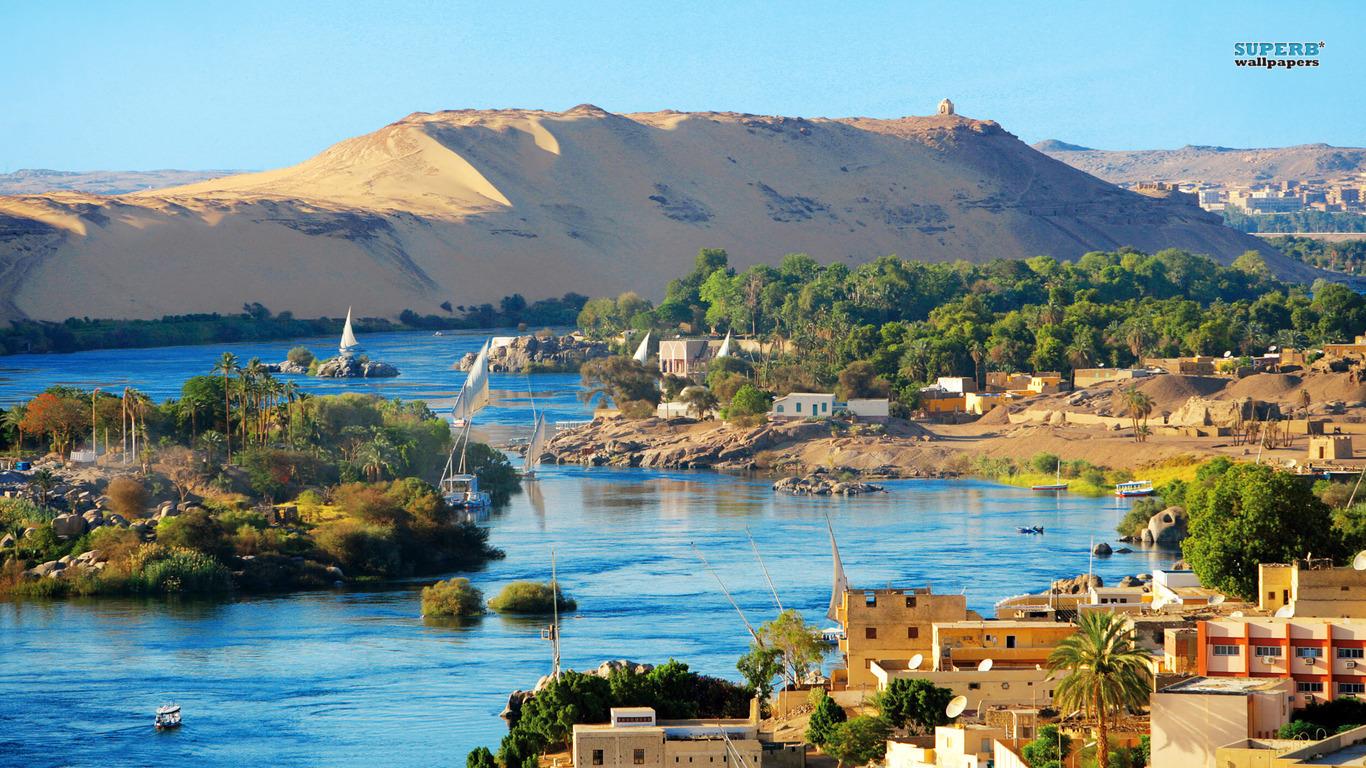 El Cairo , Aswan , Kom Ombo , Edfu , Luxor