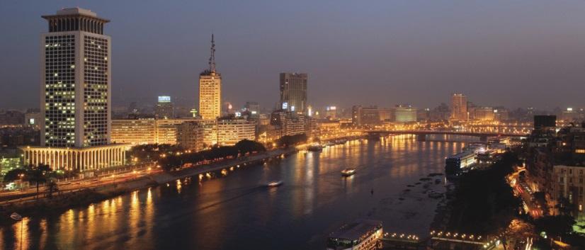 El Cairo , Aswan , Kom Ombo , Edfu , Luxor , Hurghada