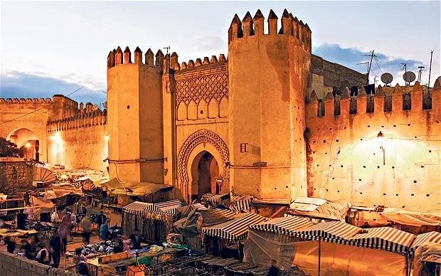 Marrakesh , Casablanca , Tangier , Volubilis , Meknes , Fez , Midelt , Erfoud , Tineghir , Gorges Du Todra , Kelaa , Ouarzazate , Ait Ben Haddou