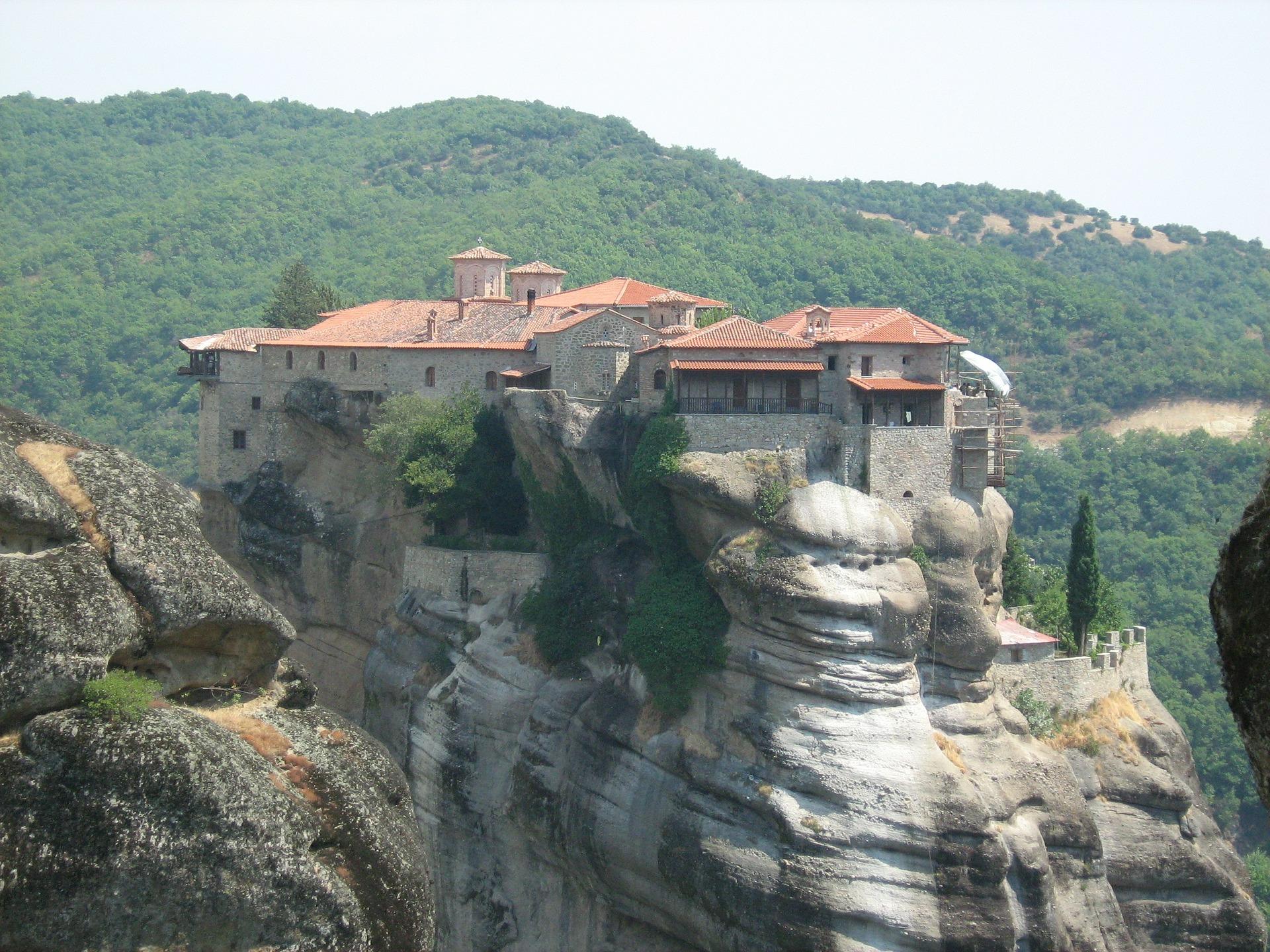 Atenas , Olympia , Delfos , Meteora , Mykonos , Crete , Santorini