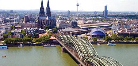 Frankfurt , Rudesheim , St Goar , Colônia, Dusseldorf , Hannover , Potsdam , Berlim , Dresden , Nuremberg , Rothenburg Ob Der Tauber , Wurmburg , Munique