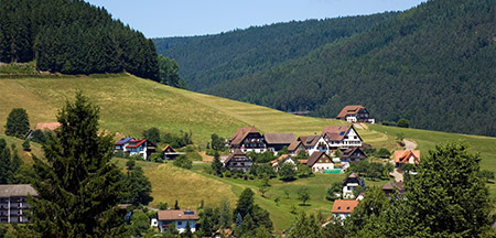 Frankfurt , Heidelberg , Friburgo , Triberg , Breitnau , Feldberg , Hohenzollern , Baden Baden , Stuttgart