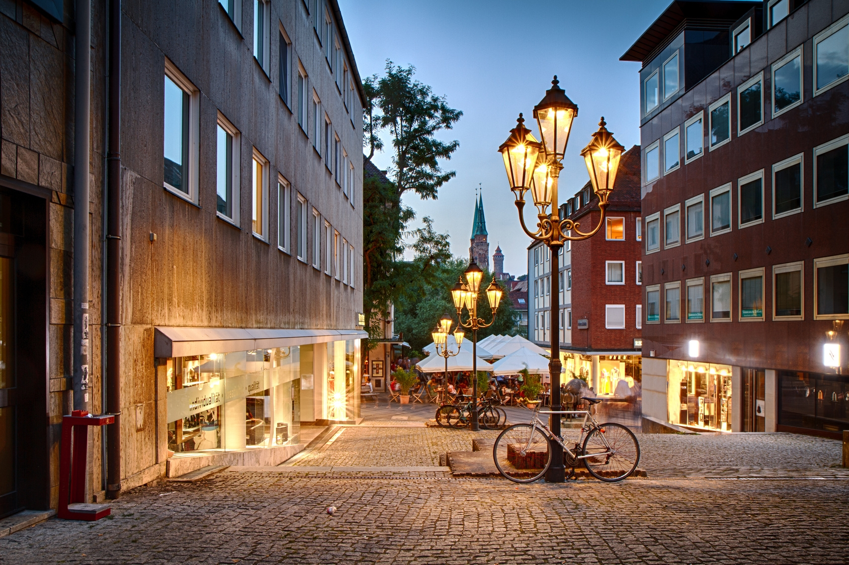 Bamberga , Munique , Nuremberg , Kulmbach