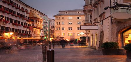 Innsbruck , Salzburgo