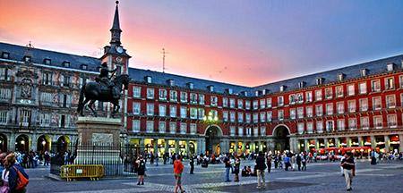 Burgos , Logrono , Madrid , Segovia , Valladolid , Laguardia , Elciego , San Millan , Santo Domingo