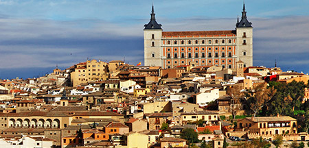 Córdoba , Granada , Madrid , Sevilla , Toledo