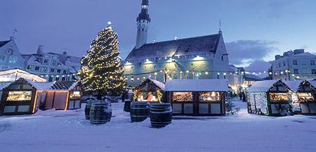 Parnu , Tallinn