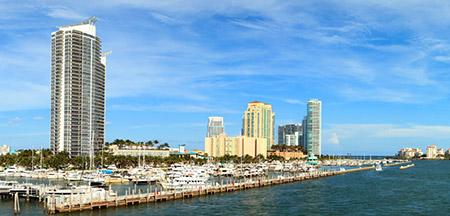 Miami, Jamaica Ocho Rios , Grand Cayman , Cayman Islands , Cozumel