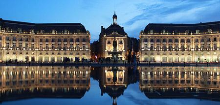 Madrid , Bordeaux , Chambord , Paris