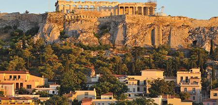 Olympia , Atenas , Meteora , Delfos