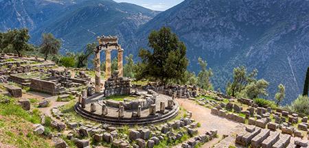 Aegina , Atenas , Hydra , Poros , Sounion , Delfos