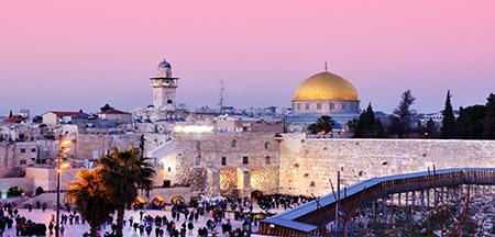 Tel Aviv , Caesarea , Haifa , Galilea , Yardenit , Jerusalém, Cidade Antiga
