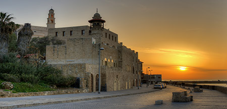 Caesarea , Haifa , Jerusalém, Tel Aviv , Jericho , Cafernaum , Galilea