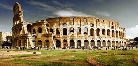Roma, Assis , Siena , Florença, Pisa , Padua , Veneza, Zurique, Lucerne , Paris
