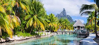 Bora Bora , Tahiti
