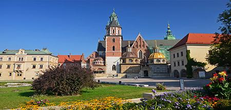 Poznan , Torun , Varsóvia , Wroclaw , Cracóvia