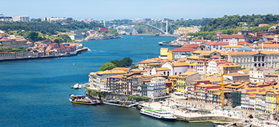 Porto, Guimarães , Vila Real , Coimbra , Fátima , Tomar , Obidos , Lisboa , Sintra , Cascais , Estoril