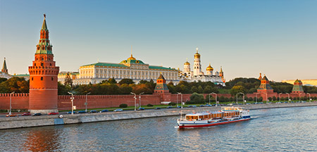 Moscou , Uglich , Yaroslavl , Kizhi , São Petersburgo