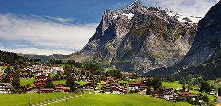 Brienz , Interlaken , Jungfraujoch