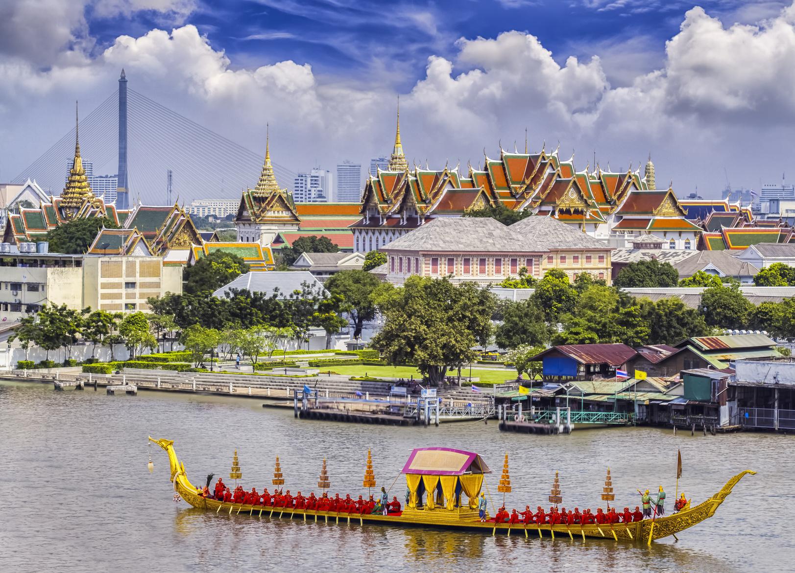 Ayutthaya , Bangkok , Chiang Mai , Chiang Rai , Sukhothai , Phitsanulok