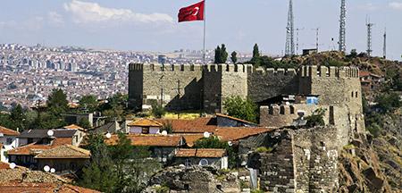 Ancara , Istambul , Capadócia