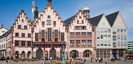 Frankfurt , Heidelberg