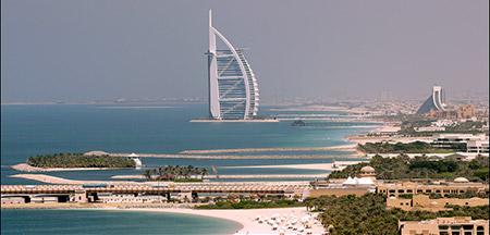 Dubai, Abu Dhabi