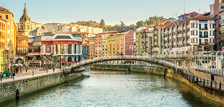 Bilbao , La Coruna , Santiago De Compostela