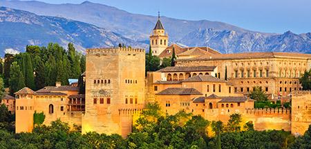 Granada , Sevilla