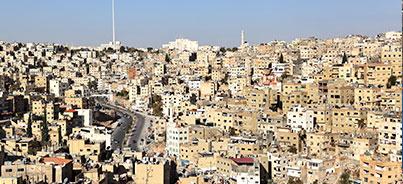 Madaba , Jerash