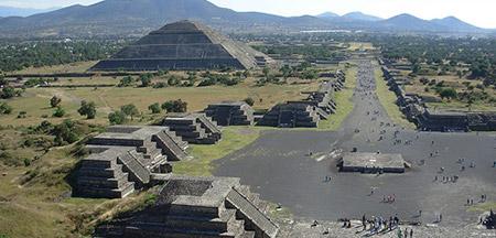Cidade Do México , Cancún , Oaxaca , Mérida , Villahermosa