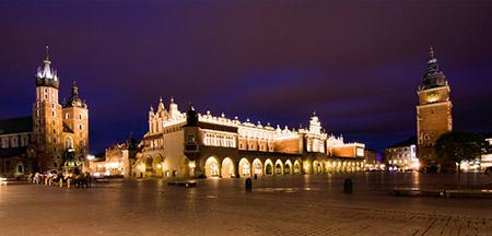 Gdansk , Wroclaw , Cracóvia- Polônia, Praga- Varsóvia- Polônia