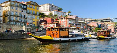 Porto, Viseu , Peso Da Regua , Celorico Da Beira