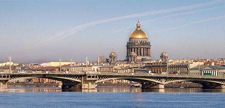 São Petersburgo , Moscou , Vladimir , Suzdal , Kostroma , Yaroslavl