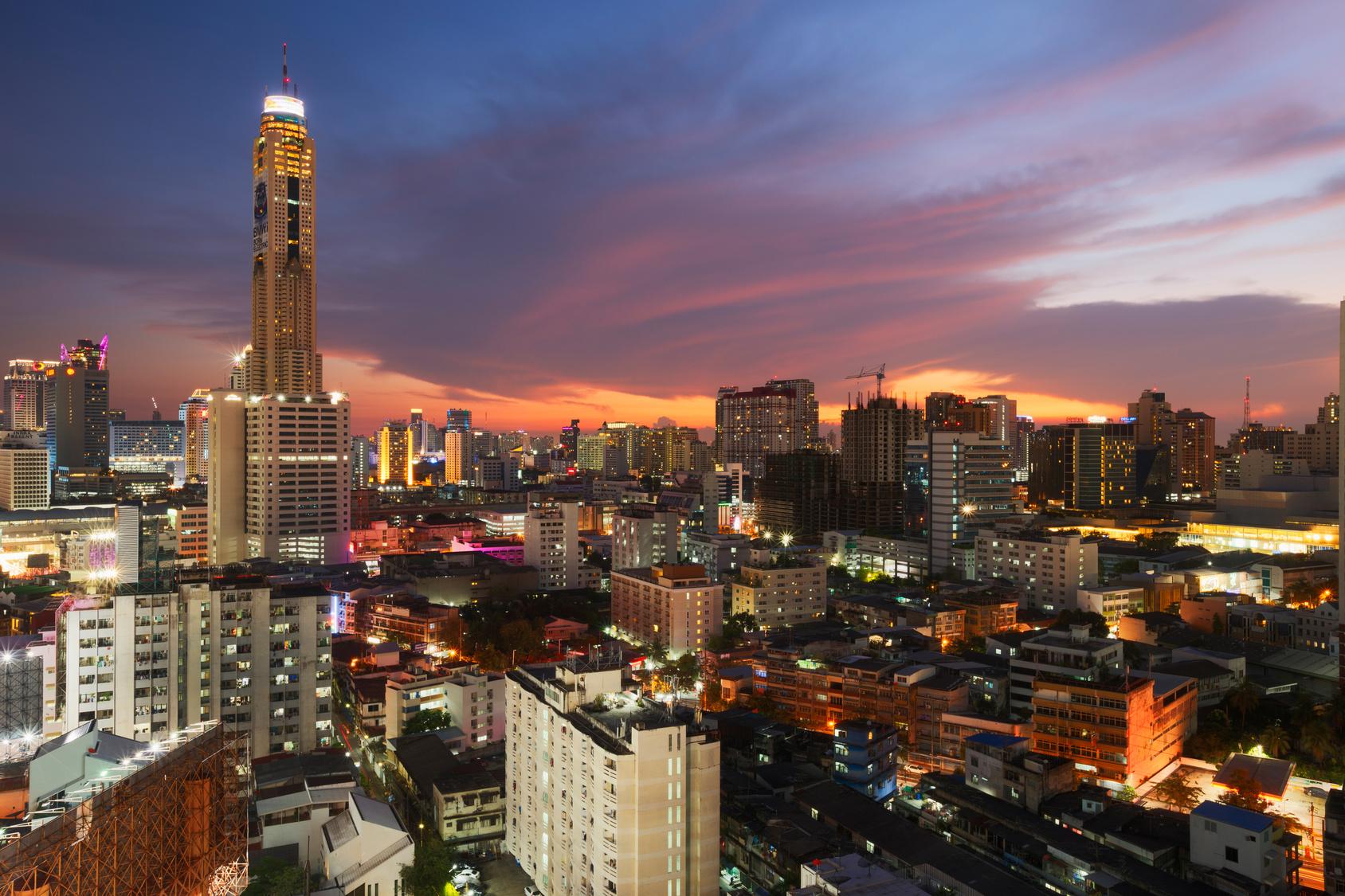 Bangkok , Chiang Mai , Chiang Rai , Sukhothai