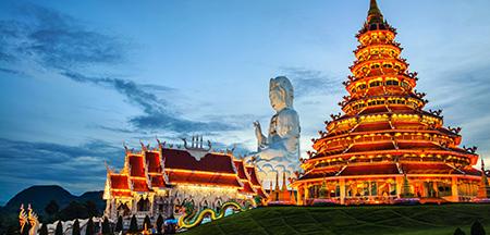 Krabi , Phuket , Phi Phi