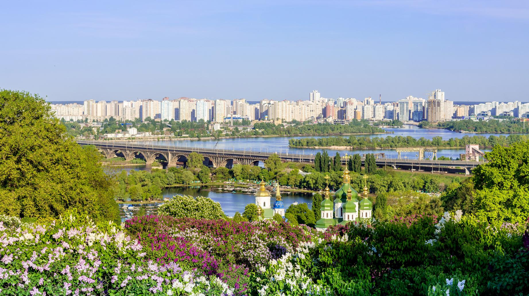 Kiev , Odessa , Kherson , Dnepropetrovsk